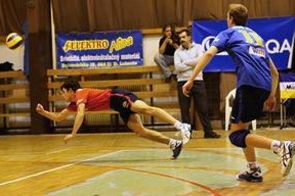 Naostro. Plné nasadenie sa od hráčov VKM očakáva aj v ostatných zápasoch tejto časti súťaže.