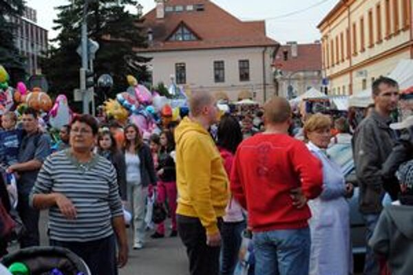 Najväčšia akcia bude v Starej Ľubovni už po dvadsiatykrát. Jej úspešnosť už tradične ovplyvní počasie.