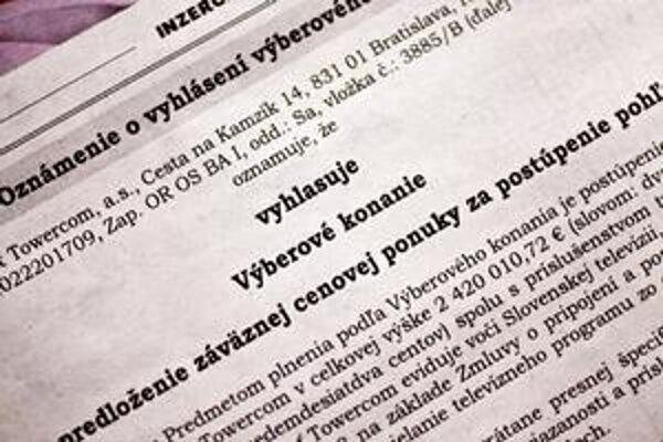 Nový majiteľ pohľadávky Towercomu voči STV si po zlúčení verejnoprávnych médií môže v exekúcii nárokovať aj príjmy Slovenského rozhlasu.