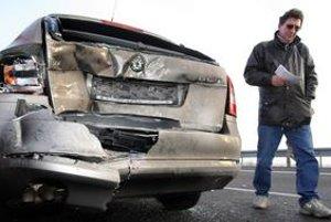 O cene poistky rozhoduje aj počet nehôd.