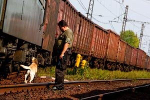 Štátnemu nákladnému železničnému dopravcovi sa prepadli aj tržby.