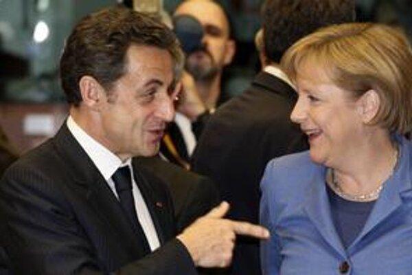 Trhy plánu pomoci nemeckej kancelárky Angely Merkelovej ani francúzskeho prezidenta Nicolasa Sarkozyho podľa Die Welt neveria. Analytici hovoria opak.