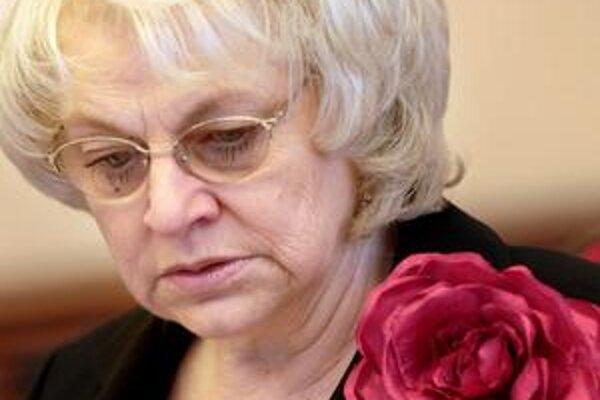 Ministerka Tomanová obvinila Brusel, že nemá pravidlá pre sociálny podnik.