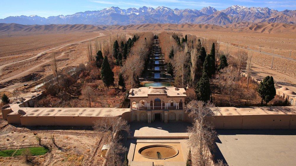Perzské podzemné kanály, Irán