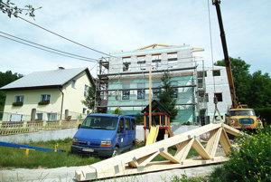 Rekonštrukcia materskej školy potrvá do konca prázdnin.