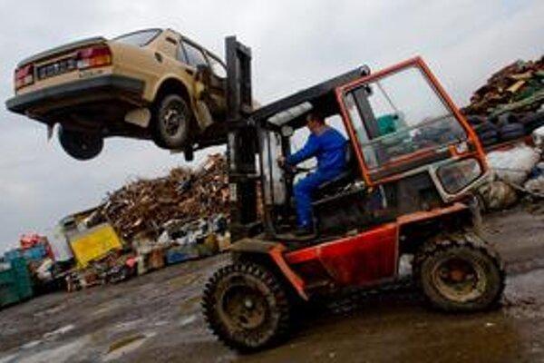 Dotácia na nové auto je nateraz vyčerpaná. O tom, či bude predĺžená, rozhodne sa budúci týždeň.