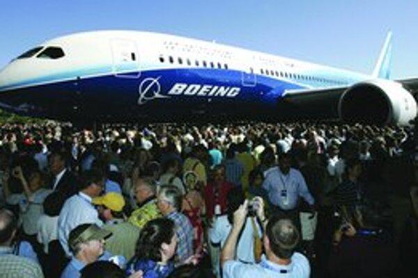Spoločnosť Boeing mešká s modelom Dreamliner. Japonské aerolínie preto zvažujú spoluprácu s konkurenčným Airbus¶om.