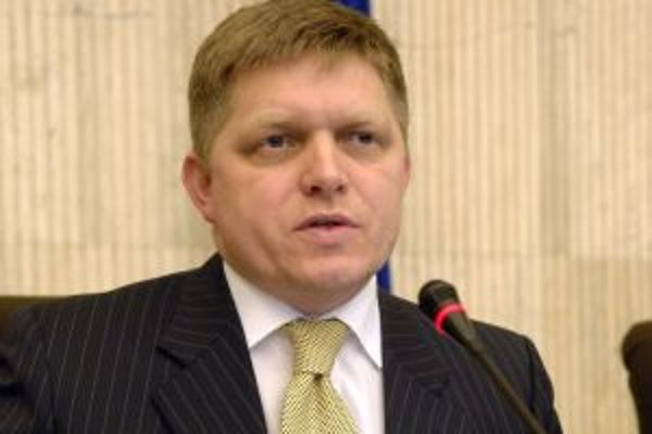 Róbert Fico chce prešetriť privatizáciu Slovenského plynárenského priemyslu.