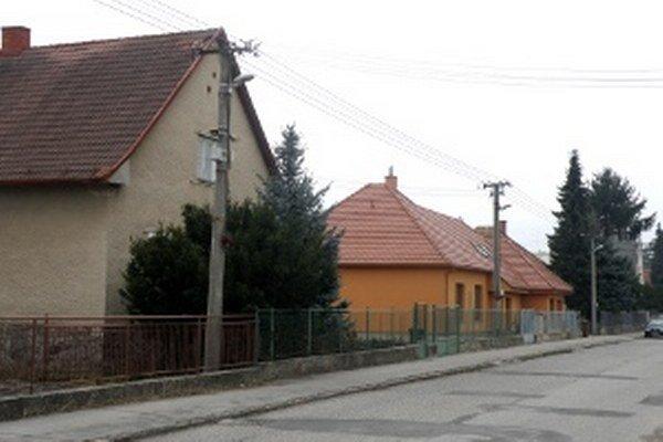 Obyvatelia Štúrovej ulice v Prievidzi si petíciou vynútili zmenu územného plánu.