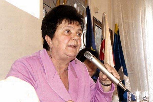 Serafíne Ostrihoňovej zanikol primátorský mandát po verdikte Krajského súdu v Nitre.