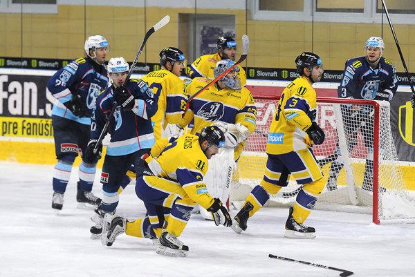 Piešťany prvýkrát v sezóne zdolali Nitru.