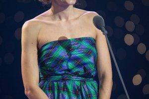 Sláva Daubnerová si odniesla ocenenie Mladý tvorca za koncept, réžiu a herecký výkon divadelného sóla Untitled.