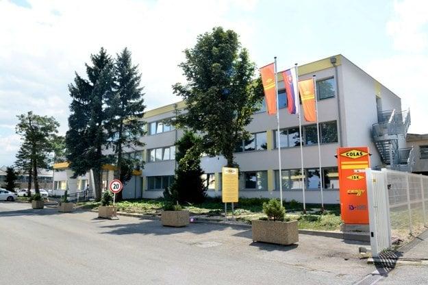 Sídlo Inžinierskych stavieb Košice