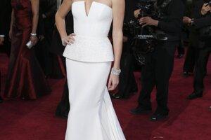 Herečka Charlize Theron.