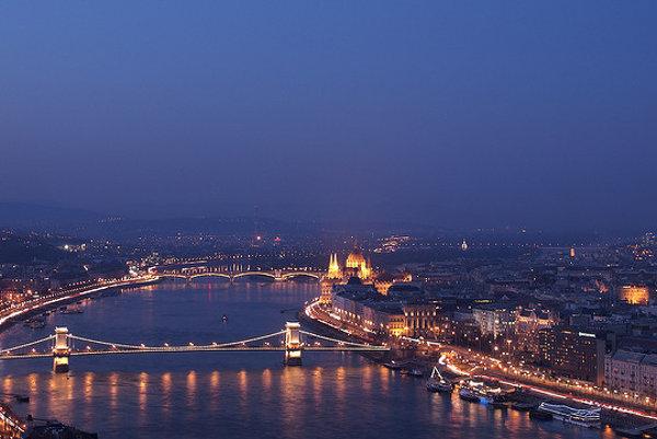 Zahraniční návštevníci majú najväčší záujem o Budapešť.