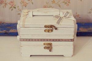 Škatuľka na šijacie potreby
