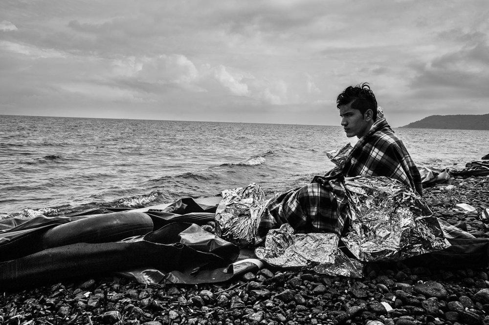 Lesbos, 2015