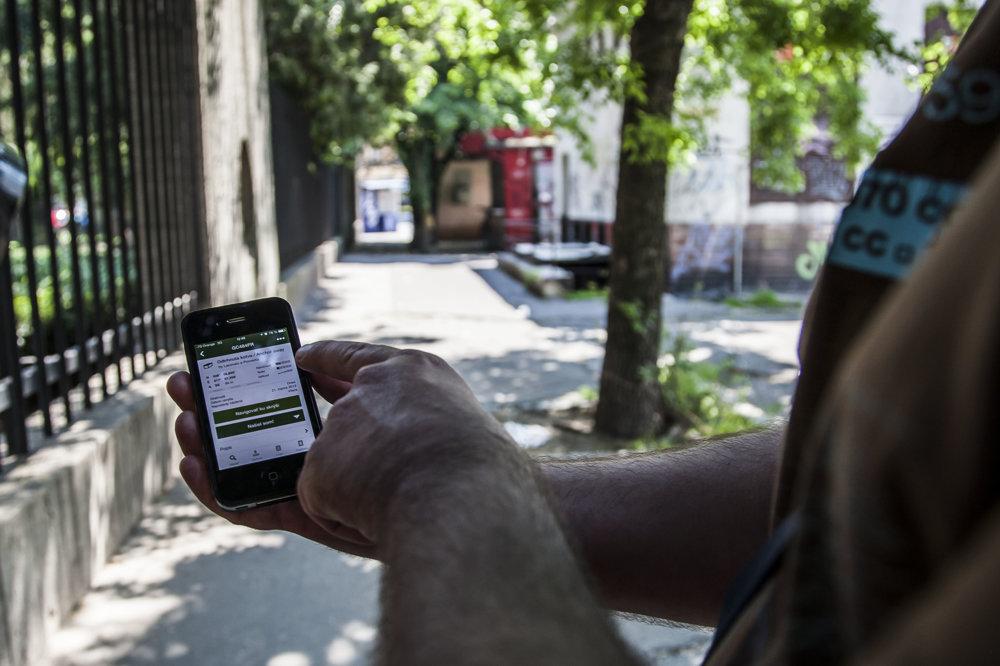 Na nájdenie skrýše stačí mobil s GPS.