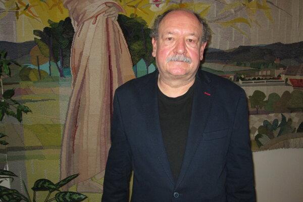 Daniel Hevier sa stal čestným občanom Prievidze.