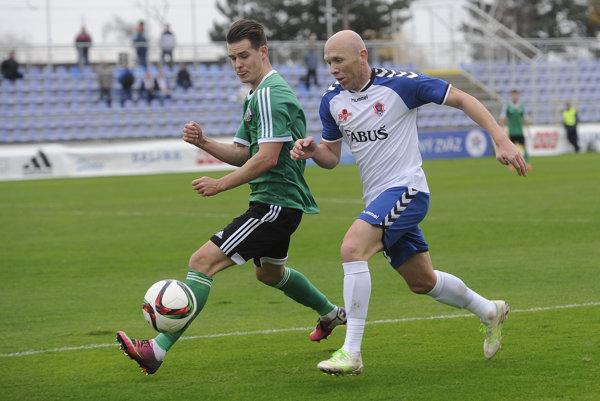 Miroslav Barčík strelil jeden z gólov Iskry.