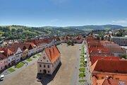 Bardejov je výnimočný aj vďaka zachovalému stredovekému námestiu.