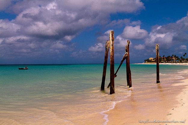 Ostrov Aruba je zhmotnením karibskej atmosféry.