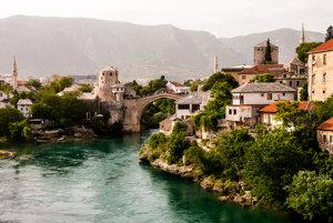 Mostar a Stari most