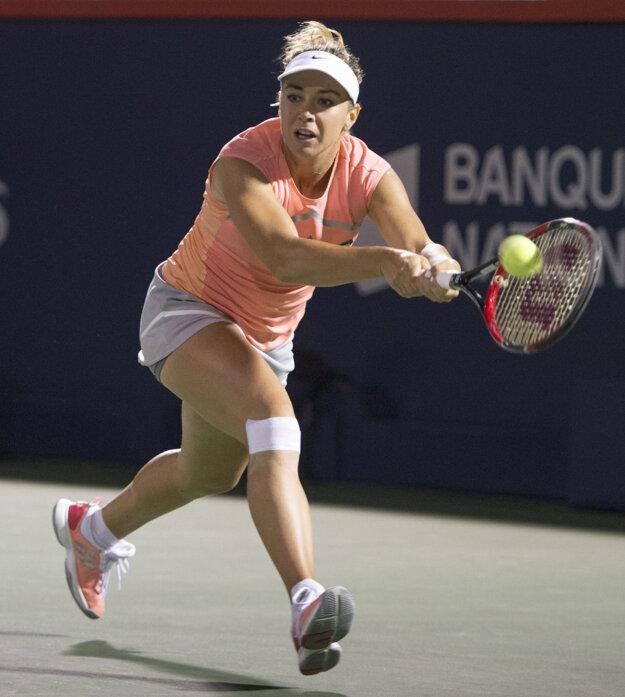 Kristína Kučová má životnú formu.