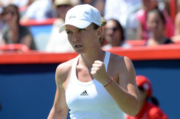 Simona Halepová ovládla turnaj v Montreale, teraz vstúpila nekompromisne do US Open.