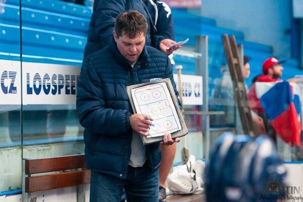 Pavel Paukovček, tréner MHC Martin