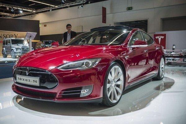 Od januára do konca septembra predala Tesla v Číne 3025 exemplárov modelu S