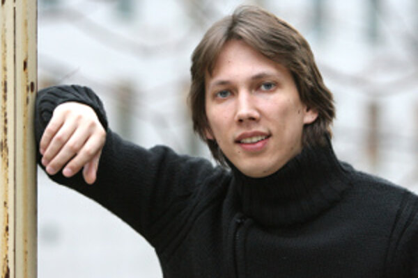 Spevák Peter Cmorík vystúpi v nedeľu 9. júna o 17. h v Kanianke v rámci Kanianskych dní.
