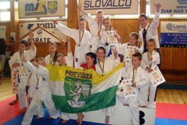 V Prievidzi sa predstaví karate špička.