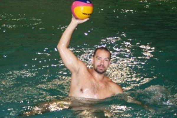 Juraj Zaťovič, odchovanec nováckeho vodného póla, pôsobí v Saudskej Arábii.