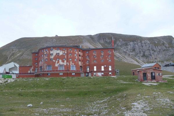Hotel Campo Imperatore.