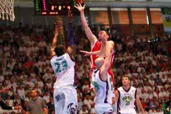 V meste je v súčasnosti najpopulárnejší basketbal.