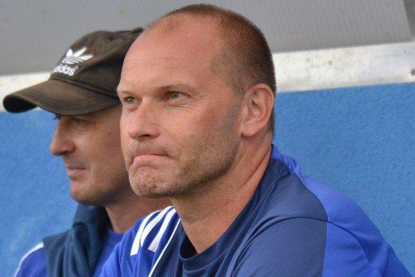 Anton Šoltis. Hlavný tréner michalovského MFK Zemplín.
