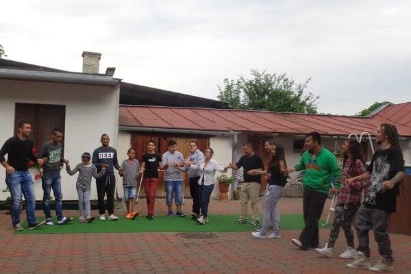 Umelecký tábor CESPOM 2015