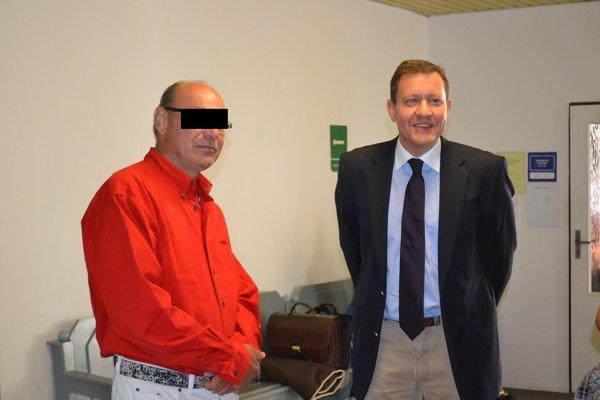 Obžalovaný Jozef A. Opäť stál pred súdom.