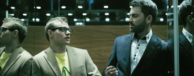 Z filmu Kandidát.