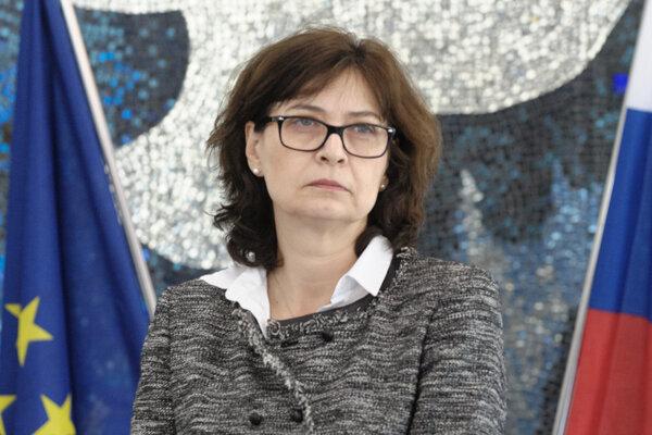 Ministerka spravodlivosti Lucia Žitňanská verí, že sa s výstavbou začne.