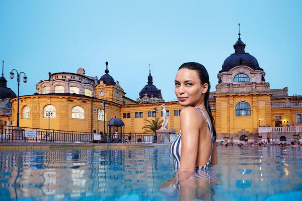Kúpele Széchenyi.