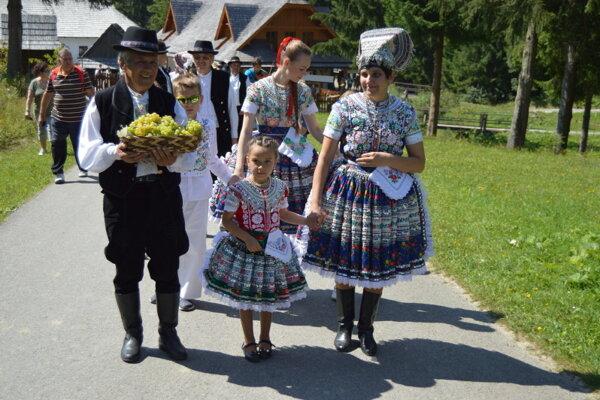V nedeľu 21. augusta bude v skanzene Vychylovka veselo.