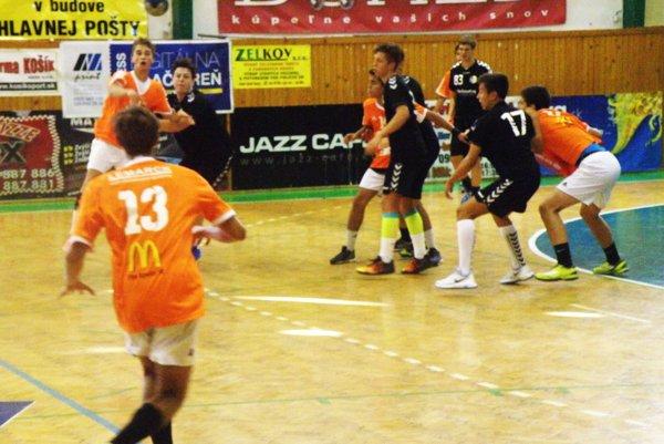 Zo zápasu Bratislava U16 - Nové Zámky U16 27_18
