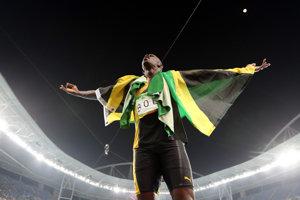 Usain Bolt sa zaradil medzi žijúce legendy športu. Na konte má deväť zlatých olympijských medailí.