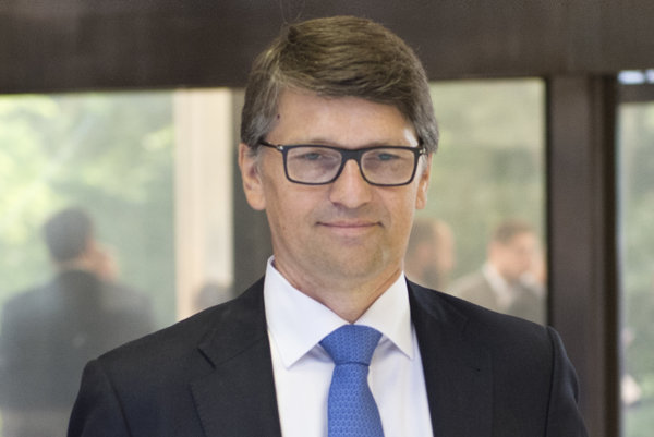 Minister kultúry SR Marek Maďarič.