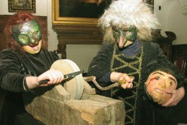 V Bojniciach sa opäť stretávajú strašidlá a duchovia.