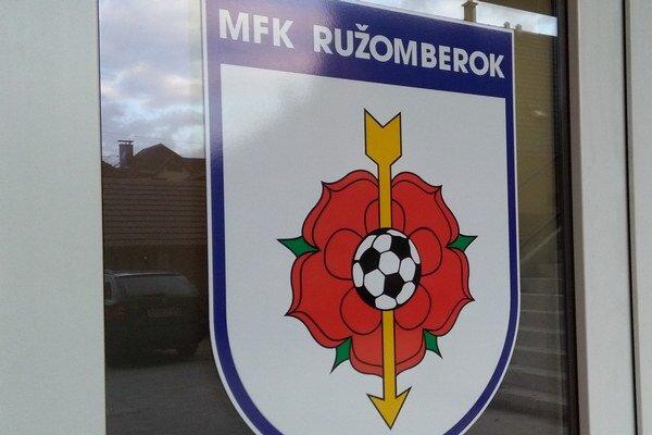 Tím spod Čebraťa má reálnu šancu hrať v budúcom ročníku kvalifikáciu Európskej ligy UEFA.