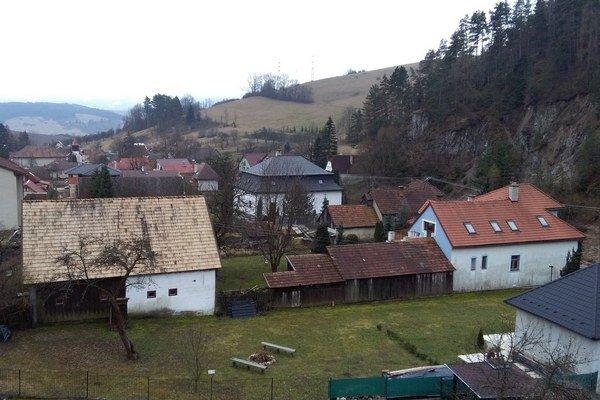 Momentálne sa v doline stavia šesť nových domov.