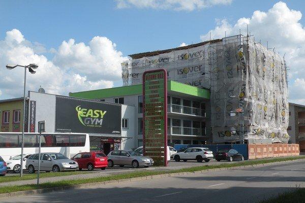 Vďaka dynamickému rozvoju Plaviska sa centrum mesta rozširuje.